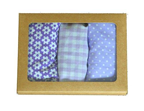 schwerinernaturheil Lavendelkissen mit Bezug aus 100% Baumwolle, Duftkissen, Kräuterkissen